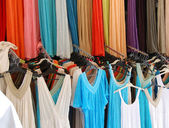 Colorful Dresses — Stock Photo