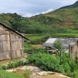 Farmland, Vietnam - Stock Photo