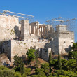 Acropolis Hill — Stock Photo