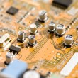 Stock Photo: Computer board