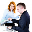 Stock Photo: Photocopier