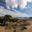 Newborough Beach, Anglesey, Wales — Stock Photo