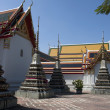 Stock Photo: View of Wat Pho, Bangkok, Thailand