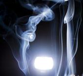 Duman flare 2 — Stok fotoğraf
