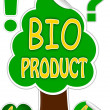 Bio product — Stock fotografie