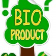Bio product — Stock Photo