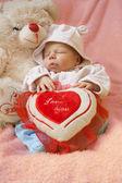 Newborn1 — Stock Photo