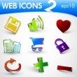 Royalty-Free Stock Vector Image: Usefull icons set 2