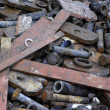 Metal scrap — Stock Photo #8311302