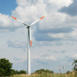 Wind turbine — Stock Photo #9197543