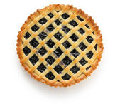 Crostata, italian homemade tart — Stock Photo
