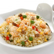 Fried rice, chinese cuisine — Stock Photo