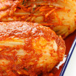 Homemade kimchi, korean food — Stock Photo #9112207