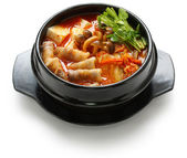 Kimchi stew — Stock Photo