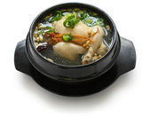 Samgyetang — Photo