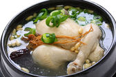 Samgyetang — Stock Photo