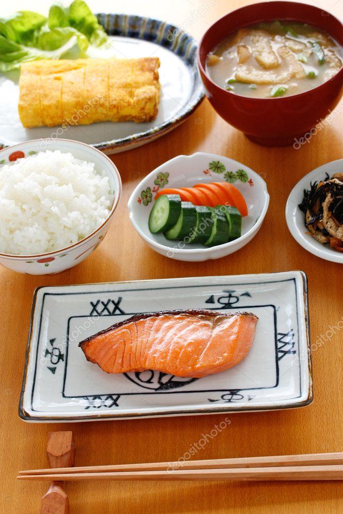 японские завтраки рецепты-хв9