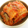 Kimchi, korean food — Stock Photo #9707871
