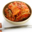 Kimchi, korean food — Stock Photo #9728166