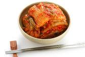 Kimchi, korean food — Stock Photo