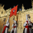 Semana Santa in Salamanca, Spain — Stock Photo