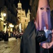Semana Santa in Salamanca, Spain - Stock Photo
