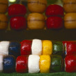 Stock Photo: Dutch Edam cheeses