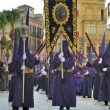 Semana Santa in Malaga, Spain — Stock Photo #8288893