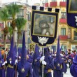 Procession during the Semana Santa — Photo