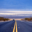 Road in Death Valley — Stock Photo