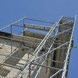 Scaffold — Stock Photo #8348124