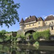 Chateau de Losse — Stock Photo