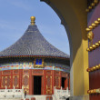 Постер, плакат: The Temple of Heaven in Beijing China