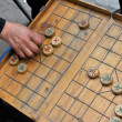 Chinese Chess (xiangqi) — Stock Photo