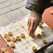 Chinese Chess (xiangqi ) — Stock Photo