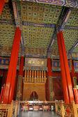 κομφούκιος ναός στο πεκίνο, κίνα — Φωτογραφία Αρχείου