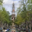 Zuidertower (South tower) in Holland — Stock Photo #8438470