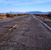 Route 66 negli Stati Uniti. — Foto Stock