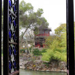 Garden of the Humble Administrator , Suzhou, China — Stock Photo