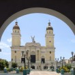 Town hall of Santiago de Cuba — Stock Photo