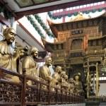 Lingyin Temple, Hangzhou, Shandong Province — Stock Photo #8443230