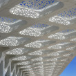 Stock Photo: Airport of Marrakesh
