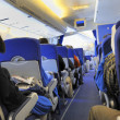 Inside plane — Stock Photo #8446295