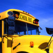 Yellow schoolbus — Stock Photo #8447286