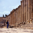 Jerash, Jordan. — Stock Photo