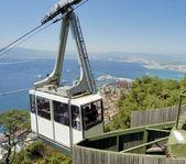 Klippan av gibraltar — Stockfoto