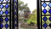 κήπο του το ταπεινό διαχειριστή, suzhou, κίνα — Φωτογραφία Αρχείου