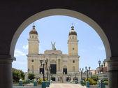Rådhuset i santiago de cuba — Stockfoto