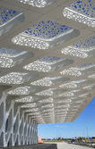 Airport of Marrakesh — Stock Photo