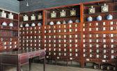 Old Chinese pharmacy — Stock Photo